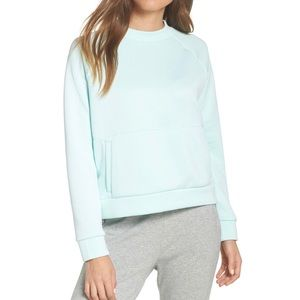 NWT Zella Tech Teal Pullover Size L